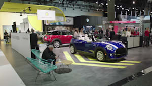 Im MINI Cooper SE vom Silicon Valley nach Hollywood