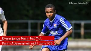 Karim Adeyemi - Mit 17 Jahren 7,5 Millionen Marktwert