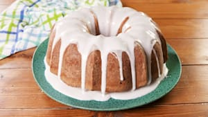 7-Up pound cake is our favorite bundt cake