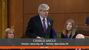 Charlie Angus Accuses Scheer Of Hawking 'Conspiracy Theory' About Oil Industry