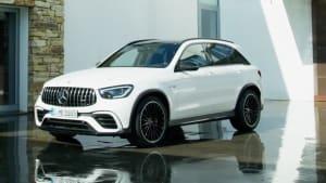 Die neuen Mercedes-AMG GLC 63 4MATIC+ Modelle Überblick