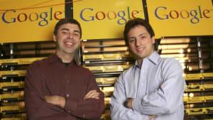Führungswechsel: Google-Gründer Larry Page und Sergey Brin treten ab