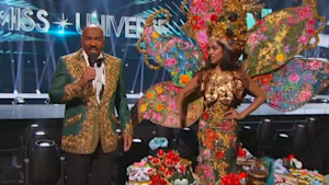 Steve Harvey misspoke at Miss Universe 2019