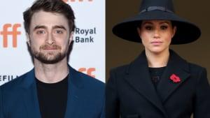 Herzogin Meghan: Daniel Radcliffe hat Mitleid