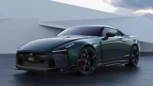 Erste Nissan GT-R50 by Italdesign werden ab Ende 2020 ausgeliefert
