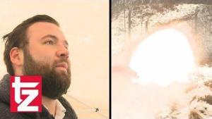Schock: Dieser Mann hätte durch selbstgebastelte Pyrotechnik fast sein Leben verloren