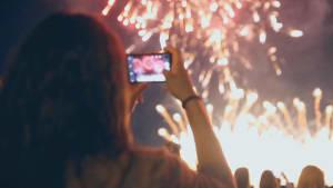 Feuerwerksverbot für Teile der Münchener Altstadt