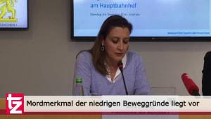 """Messerattacke München: """"versuchter Mord"""" - Staatsanwaltschaft äußert sich zum Täter"""