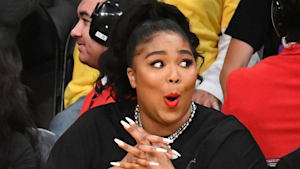 Lizzo Responds to Twerking Courtside Haters