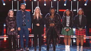 'The Voice': Season 17's final four are revealed