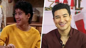 Mario Lopez on guest-starring on 'Golden Girls'