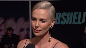 Charlize Theron on J.Lo's 'Hustlers' Dance