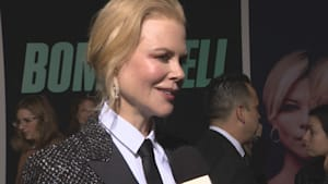 Nicole Kidman on 'Big Little Lies' Globes nod