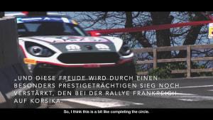 Abarth 124 rally - zum Markenjubiläum viele Erfolge im Motorsport