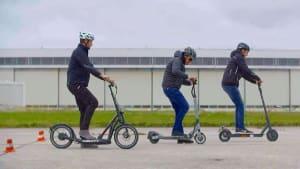 Test: e-Roller und e-Scooter