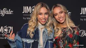 Lisa und Lena feiern mit Fans ihr vier Jahre Social Media