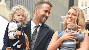 Ryan Reynolds reveals what his daughter said