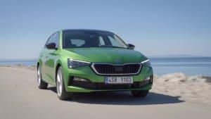 Neuer 1,0 TSI 70 kW (95 PS) - ŠKODA SCALA jetzt ab 17.350 Euro verfügbar