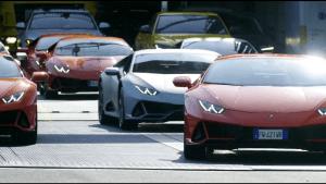 Lamborghini Avventura 2019 - eine Entdeckungsreise mit dem Huracán EVO zu den norwegischen Lofoten und dem Polarkreis