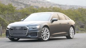 Die neue Audi A6 Limousine - Das Exterieurdesign - technisch und elegant