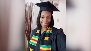 Single mother with MS finishes her degree
