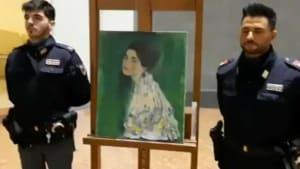 22 Jahre nach Raub: Millionen-Kunstwerk wieder aufgetaucht