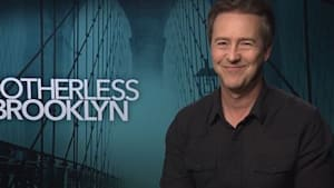 Edward Norton über seinen Film 'Motherless Brooklyn'