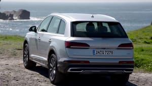 Der Audi Q7 TFSI e quattro - Bis zu sieben Fahr-Charaktere - das System Audi drive select