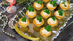 Easy New Year's Eve Appetizers