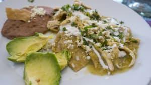 Elia Herrera's Chilaquiles & Guacamole