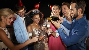 New Year's Eve Party Etiquette Advice