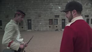 Firearm Training With The Halifax Citadel Highlander Regiment