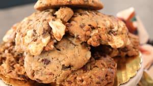 Delicious Vegan Friendsgiving Cookies With CBD