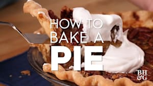 How to Bake a Pie