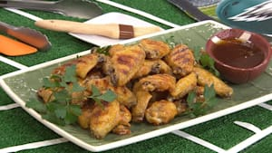 Football Food: Make Wings, Onion Dip and More