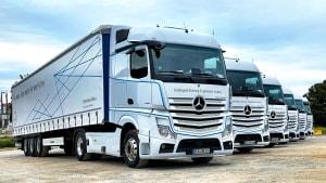 Mercedes-Benz Actros - Der sicherste Truck der Welt im Test