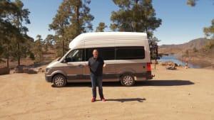 VW Grand California 600 Probefahrt & Fahrbericht