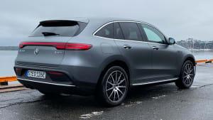 Mercedes EQC - Testfahrt im Mercedes Serien Elektro SUV