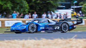 VW ID. R Rekord beim Goodwood Festival of Speed