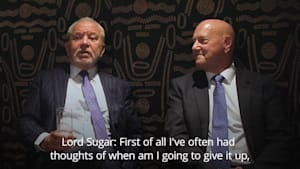 Lord Sugar: I may give up The Apprentice after 20th season