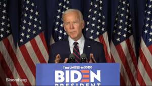 Joe Biden Calls for Trump's Impeachment