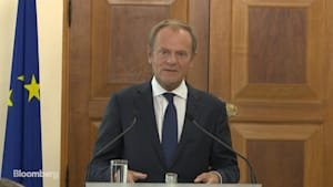EU's Tusk Sees 'Promising Signals' for Brexit Deal