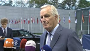 Reaching a Brexit Agreement Is Possible This Week, Barnier Says