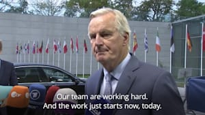Barnier: Brexit deal still possible this week