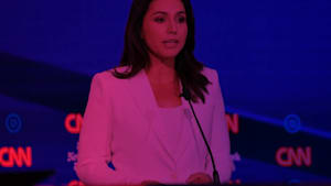 Clinton says Russia 'grooming' Gabbard for third-party 2020 run