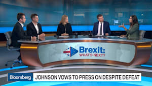 Does Johnson's Brexit Deal Depend on Confirmatory People's Vote?