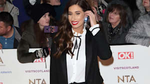 Stacey Solomon 'either loves or hates Joe Swash'