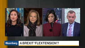 Diplomats Discuss Brexit 'Flextension' This Morning