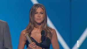 Fans are in tears over Jennifer Aniston's People's Choice Awards speech