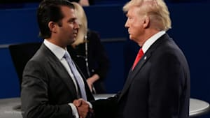 Trump Jr. event derailed by audience after Q&A refusal
